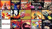 TOP 30 BEST Video Games of the 90s (BEST RETRO GAMES) Chaos