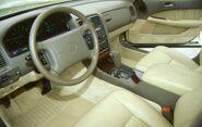 91lexusls400 interior