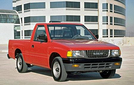 Isuzu Pickup/Hombre