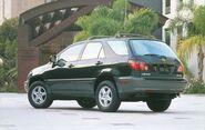 Lexusrx300 1999 rearview