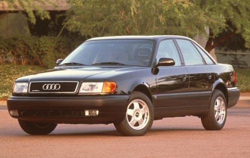 Audi 100/200/S4