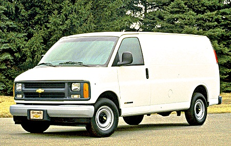 Chevrolet G-Series/Sportvan