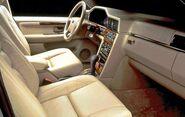 Volvo960 interior