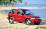 1999 Kia Sportage 2DR (2)