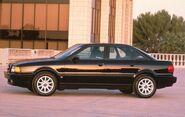 Audi 90 CS 4DR Sedan (1994)