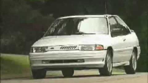 Ford Escort 2DR Hatchback