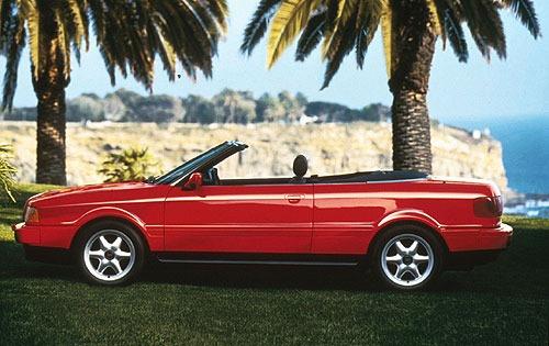 Audi 90/Cabriolet