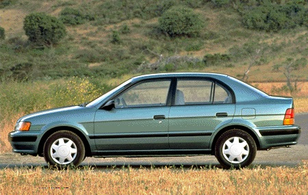 The Best 1996 Toyota Tercel 2 Door
