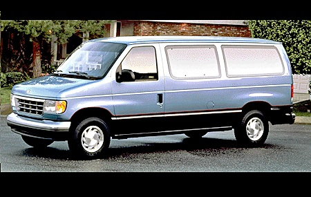 Ford Club Wagon/Econoline