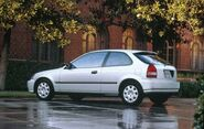 1999 Honda Civic DX 2DR Hatchback