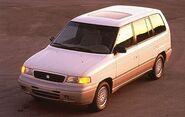 1996 Mazda MPV ES