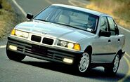 BMW 318i 4DR Sedan (1995)