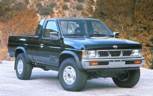 Nissan Pickup/Frontier