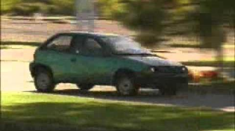 Geo Metro 2DR Hatchback 1995