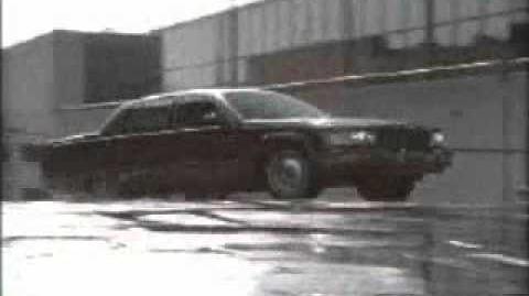 Cadillac Fleetwood Brougham 4DR Sedan
