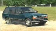 Ford Explorer 4DR SUV