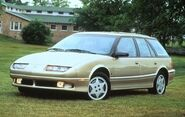 1993 Saturn SW2