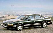 Buick LeSabre Limited 4DR Sedan (1995)