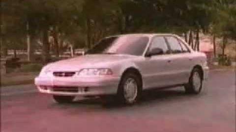 Hyundai Sonata 4DR Sedan (1995)