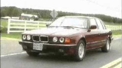 BMW 740i 4DR Sedan-0