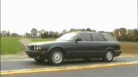 BMW 525i 4DR Wagon-0