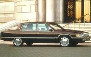 1991 Cadillac Sixty Special