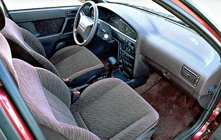 1995 Hyundai Elantra Interior.jpg