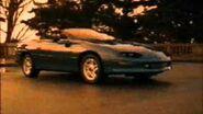 Chevrolet Camaro 2DR Convertible