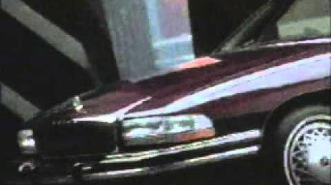 Buick Park Avenue 4DR Sedan