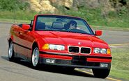 BMW 325i 2DR Convertible (1995)