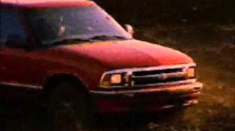 Chevrolet S-10 Large Cab Pickup