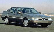 Alfa Romeo 164 Quadrifoglio 4DR Sedan (1994)