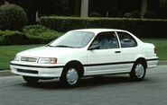1992 Toyota Tercel Coupe