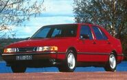 1997 Saab 9000 CSE