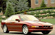 BMW 840Ci 2DR Coupe (1995)