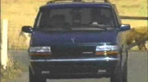 Chrysler Town & Country 3DR Minivan