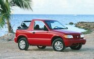 1999 Kia Sportage 2DR (1)