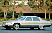 Cadillac Fleetwood 4DR Sedan (1995)