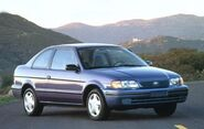 1998 Toyota Tercel Coupe