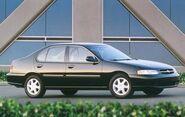 1998 Nissan Altima GLE