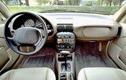 Saturn interior