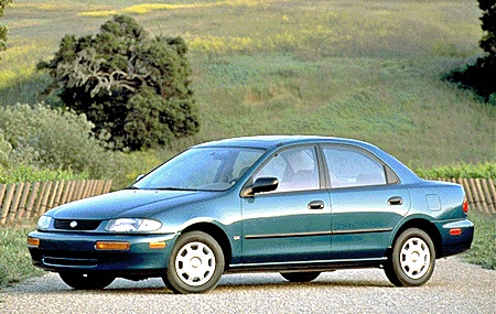 Mazda 323/Protege