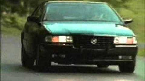 Cadillac Seville STS 4DR Sedan