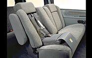 Windstar backseat