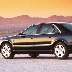 Audi V8/A8/S8