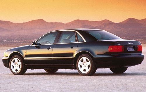 Audi V8/A8