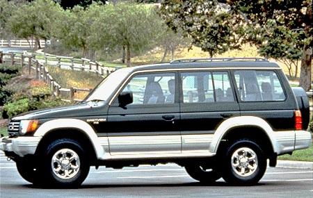 1995 Mitsubishi Montero SR 4DR Sport Utility.jpg