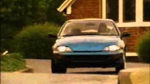 Chevrolet Cavalier 2DR Coupe (1995)