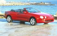 1995 Toyota Celica Convertible