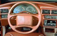 Regal steeringwheel